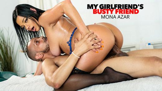 [MyGirlfriendsBustyFriend] Mona Azar (30001 / 10.12.2021)