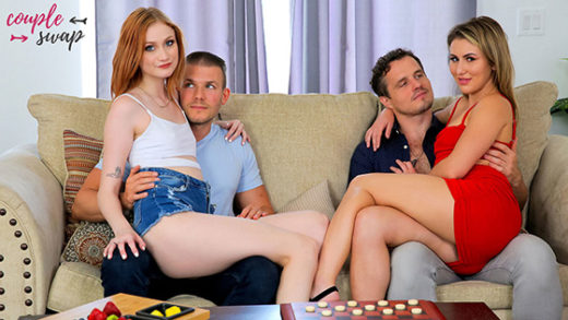 [NubileFilms] Paige Owens, Scarlet Skies (How To Play The Game / 09.28.2021)