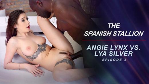 [RoccoSiffredi] Liya Silver (The Spanish Stallion: Angie Lynx vs. Lya Silver – Episode 2 / 09.30.2021)